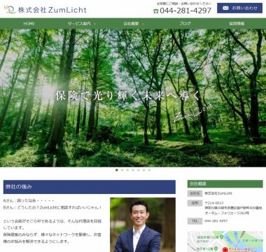 デザインサンプル株式会社ZumLicht